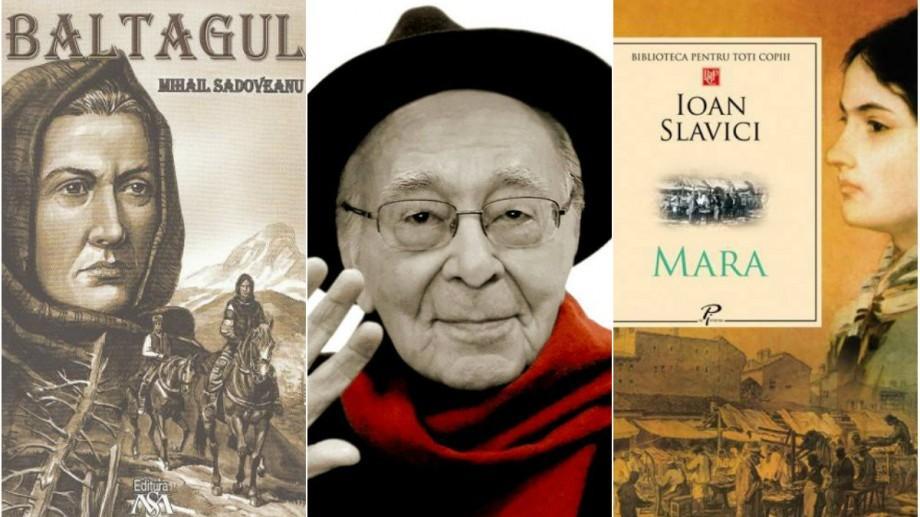 Ce spune un filosof român de 100 de ani, care l-a cunoscut pe Sadoveanu, despre excluderea romanelor Baltagul și Mara din programul școlar
