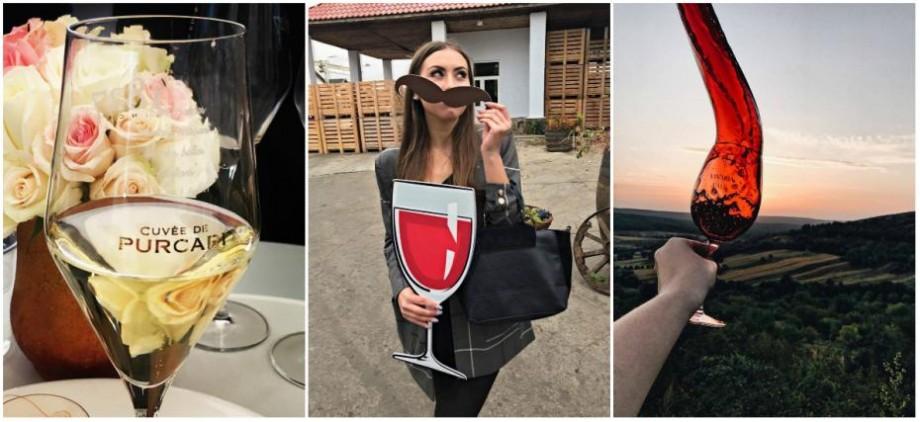 (foto) Bun e vinul ghiurghiuliu. Cum se vede a doua zi a sărbătorii vinului pe rețelele de socializare