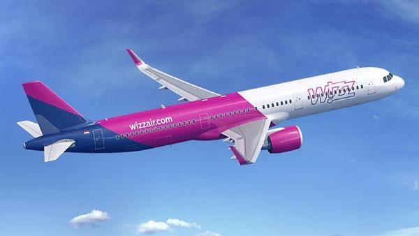 Wizz Air lansează o nouă destinație low cost. Din martie ne vom bucura de o nouă cursă aeriană