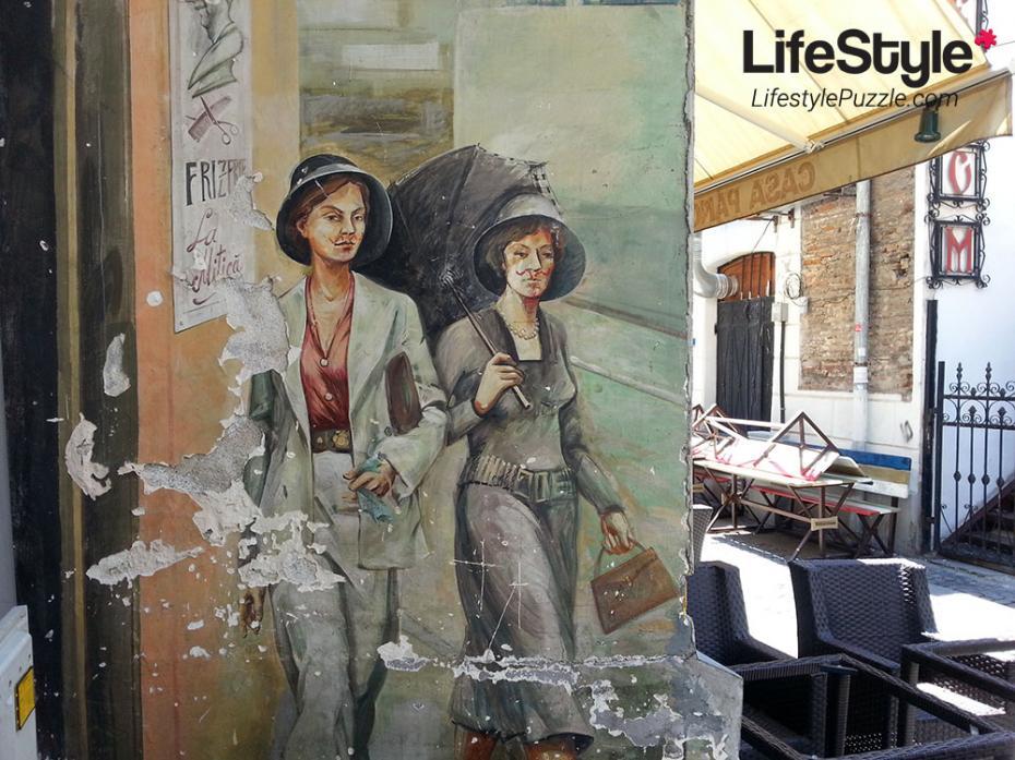 Streetart Bucuresti- Centrul Vechi