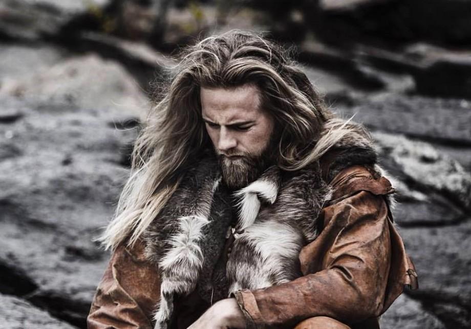 (foto) Cel mai sexy bărbat al Norvegiei. Nu e vedetă, este locotenent și seamănă cu un Viking