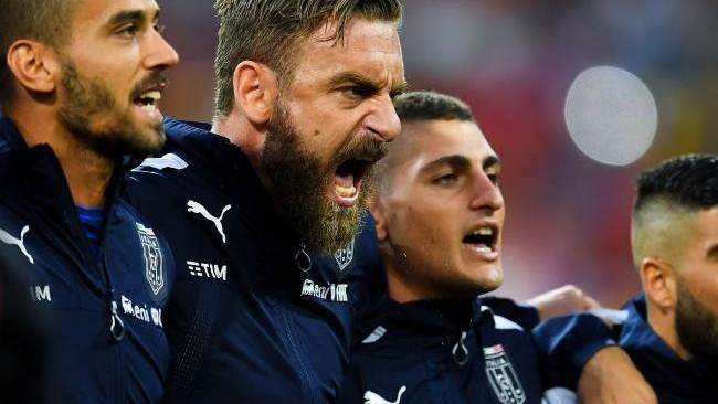 """(video) Daniele De Rossi a refuzat să intre pe teren în returul cu Suedia: """"Ce naiba să fac eu? Avem nevoie de victorie, nu de egal!"""""""
