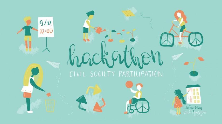 """""""De la acțiuni mici la schimbări mari"""": Hackathon de șapte ore la care pot participa persoane de orice vârstă. Cum te înregistrezi"""