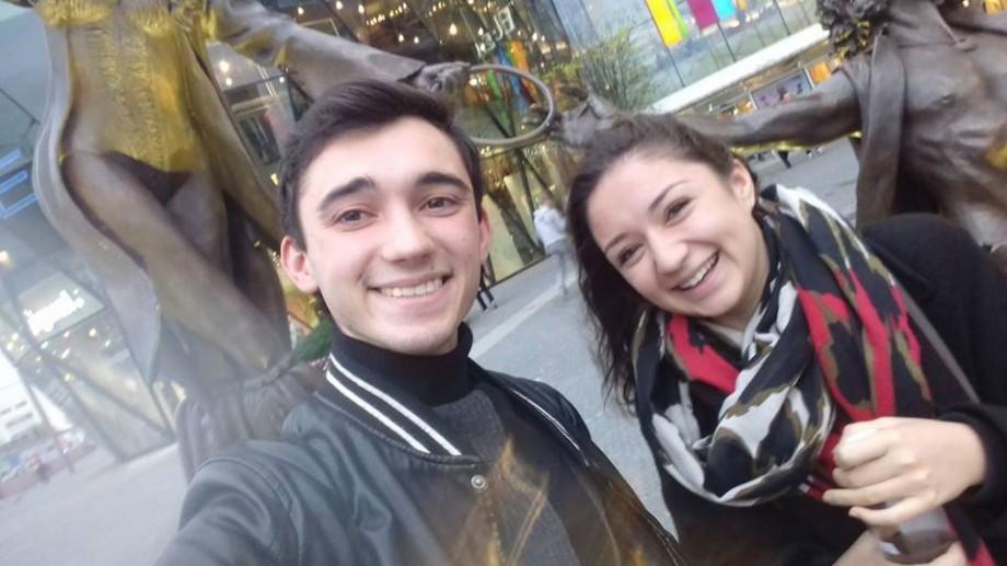 Universitatea #diez. Cunoaște profesorii lui Bodgan Diaconu din Slovacia și cum a ajuns tânărul să iubească matematica în câteva luni