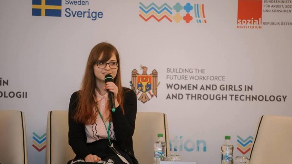 """Diana Marusic, despre domeniul IT: """"Știu ce înseamnă să ai motivație  și mă inspiră nevoile zilnice"""""""