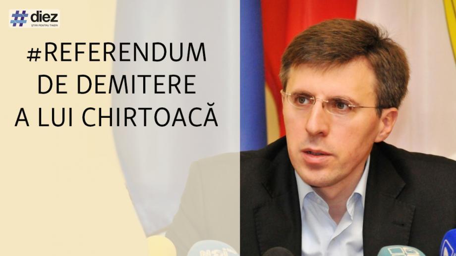 (live text/video) Rezultatele preliminare al Referendumul local în mun. Chișinău 2017. Tentativa PSRM-ului de a-l demite pe Chirtoacă a eșuat