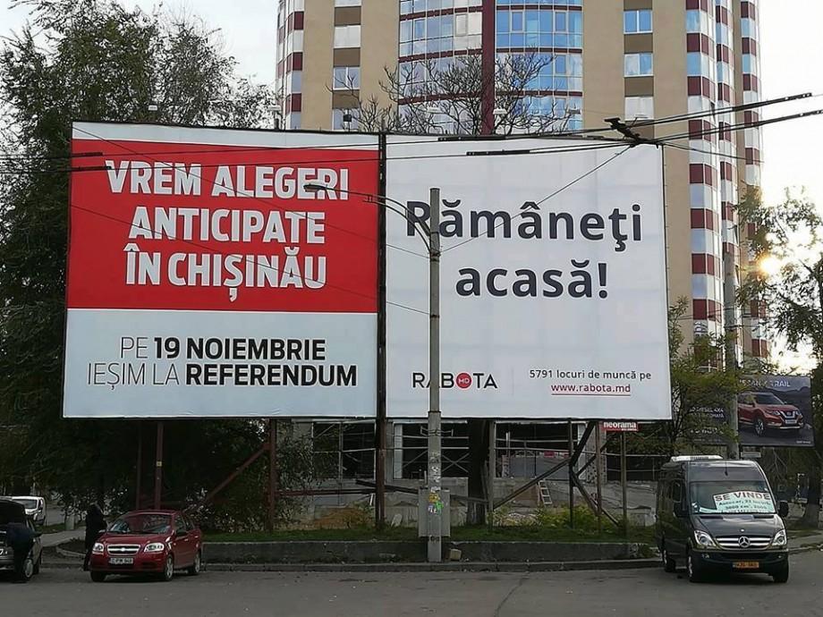 Tot ce trebuie să știe chișinăuienii despre referendumul de demitere a lui Dorin Chirtoacă