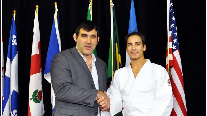 (foto) Un moldovean a devenit campion la judo la Montreal