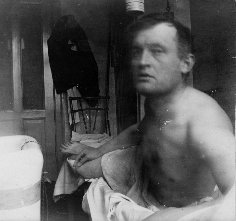 autoportret Munch Museum
