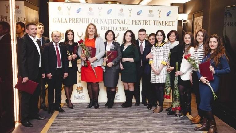 Gala Premiilor Naționale pentru Tineret. Care sunt domeniile nominalizate și ce premii vor câștiga laureații