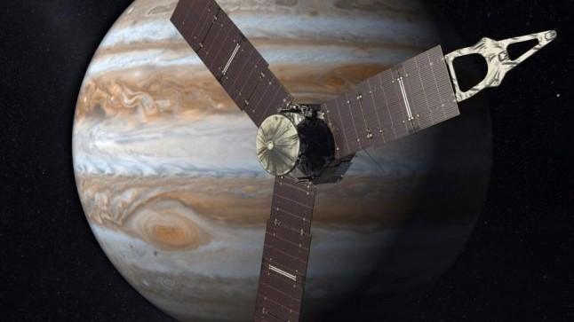 (foto) Noi imagini extraordinare cu planeta Jupiter. Cum arată polul Nord al gigantul cosmic