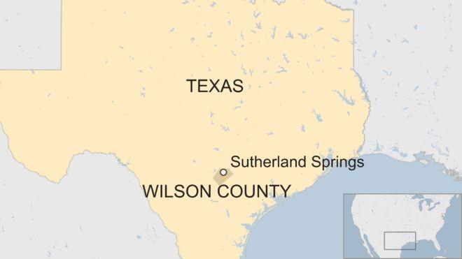Cel puțin 27 de persoane au murit după ce un individ a deschis focul într-o biserică din Texas
