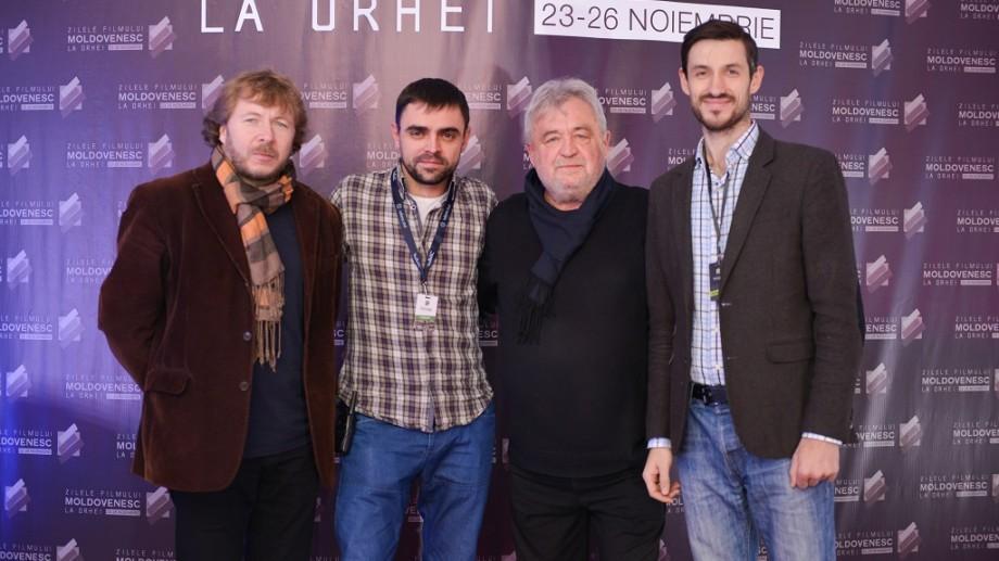"""(foto, video) """"Afacerea de est"""" și """"Nunta în Basarabia"""". Ce proiecții au vizionat și care este bilanțul Zilelor Filmului Moldovenesc la Orhei"""