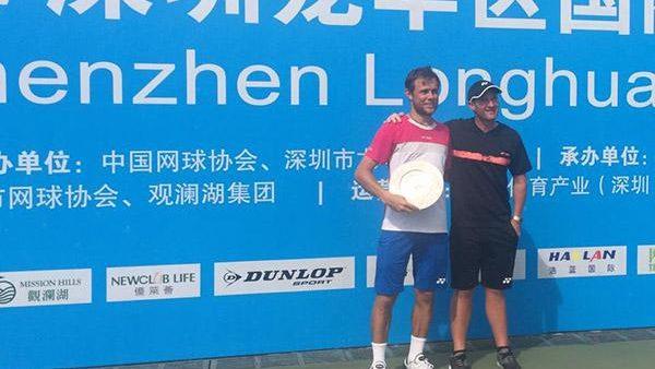 Radu Albot a câștigat turneul Challenger din Shenzhen. Pe ce loc se află în clasamentul ATP