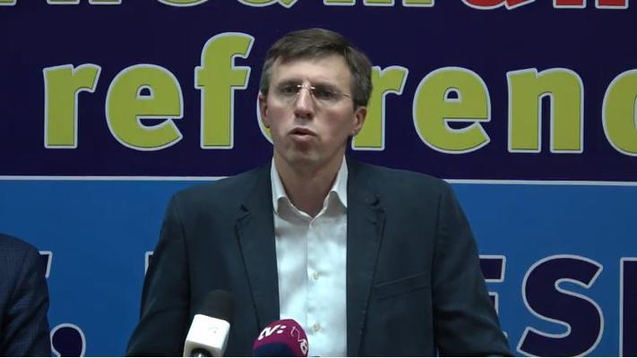 (video) Primele declarații ale Partidului Liberal după eșuarea referendumului