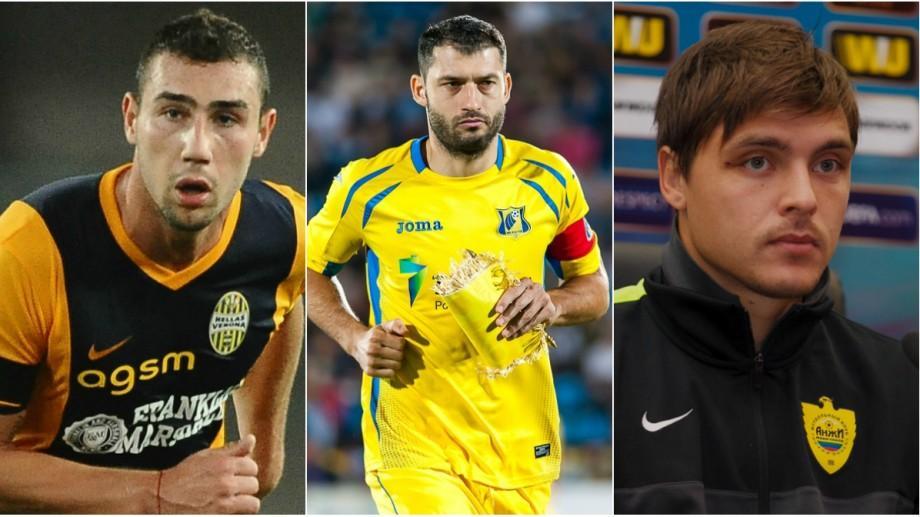 Balonul de Aur autohton: Votează cel mai bun fotbalist moldovean al anului
