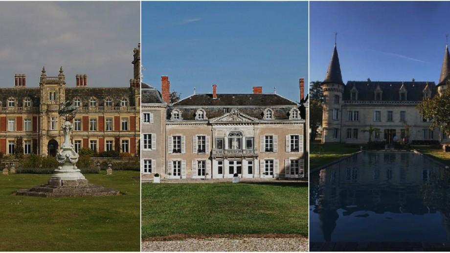 (foto) Cele mai frumoase castele de închiriat din Europa. Simte-te prinț ori prințesă pe o noapte