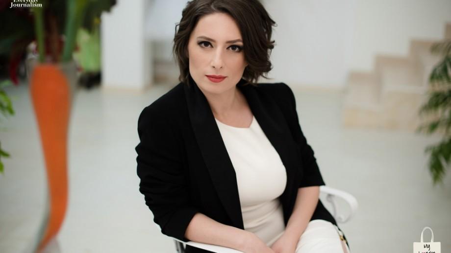 Dina Perciun este noua directoare a Departamentului ştiri şi dezbateri TV al postului public de televiziune, Moldova 1