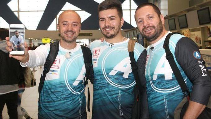 O echipă de români va traversa Oceanul Atlantic într-o barcă cu vâsle. Scopul este unul nobil