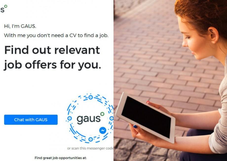 Cum poți găsi joburile de care ai nevoie direct din Facebook Messenger fără a avea nevoie de un CV