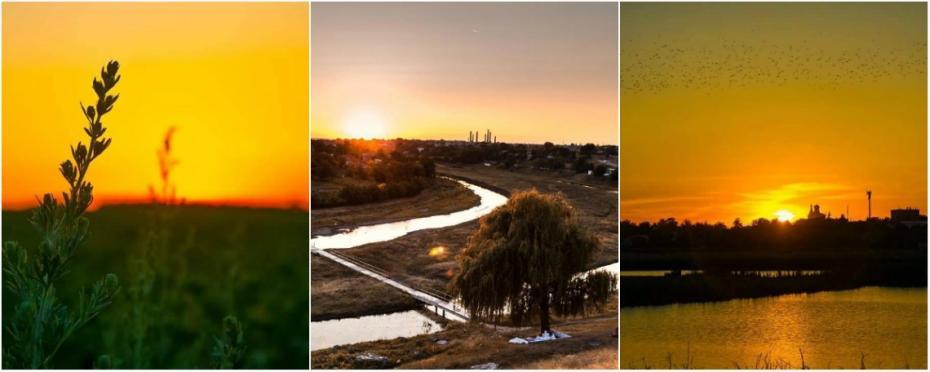 (foto) Moldova, văzută prin filtrele de pe Instagram. Florești – raionul apusurilor uluitoare