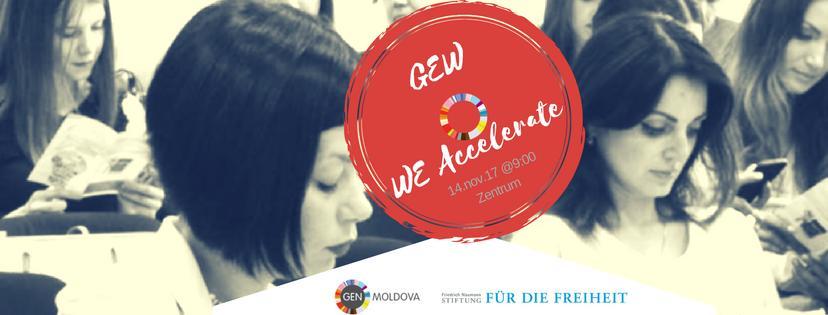 GEW2017Moldova, evenimentul global care adună milioane de participanți din 170 de state