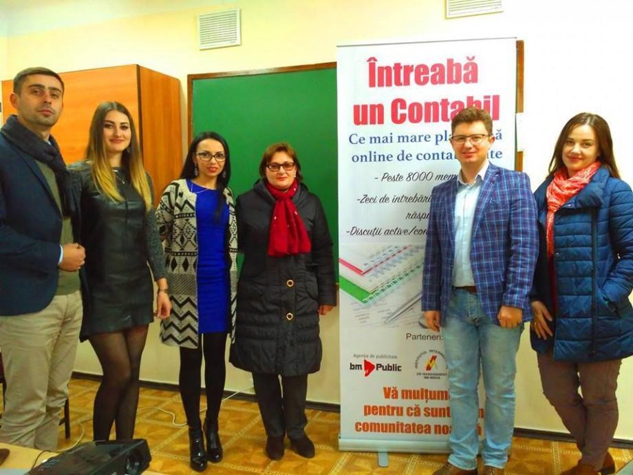 Tinerii contabili din Moldova își dau întâlnire. Unde și când va avea loc evenimentul