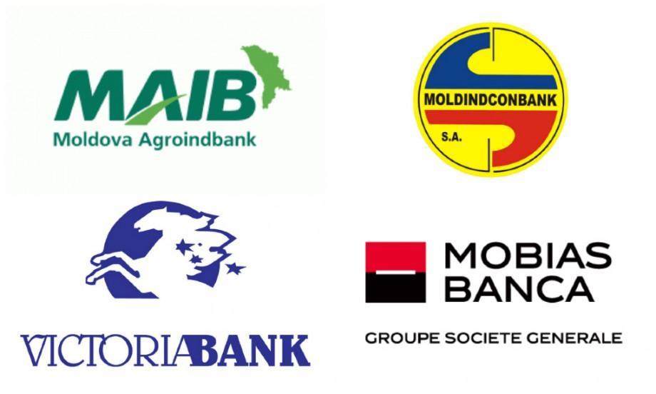 (studiu) Care este topul băncilor cu cea mai înaltă performanță economică din Moldova