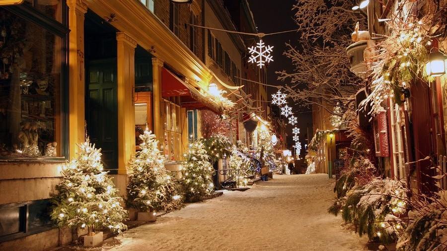 (video) New York, Laponia și Quebec. Trei destinații perfecte pentru un Craciun de vis