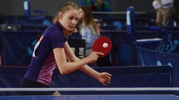 Bălțeanca Natalia Brânză a obținut bronzul la Cupa Mondială la Tenis de masă