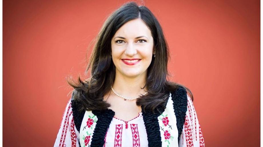 Alexandrina Robu, prima tânără din Moldova care a fost aleasă într-o funcție de conducere în cea mai mare organizație de tineri antreprenori din Europa
