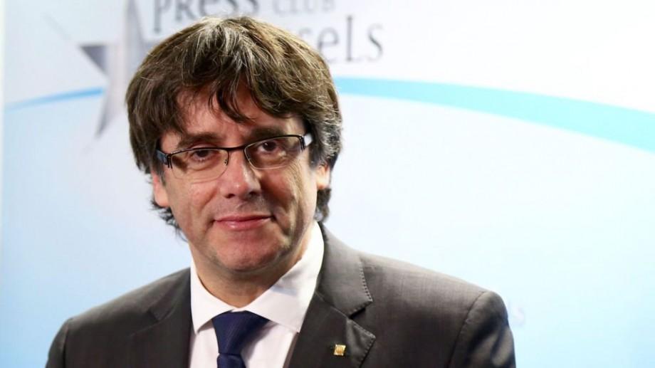 Liderul catalan Carles Puigdemont a fost eliberat de către autorităţile belgiene