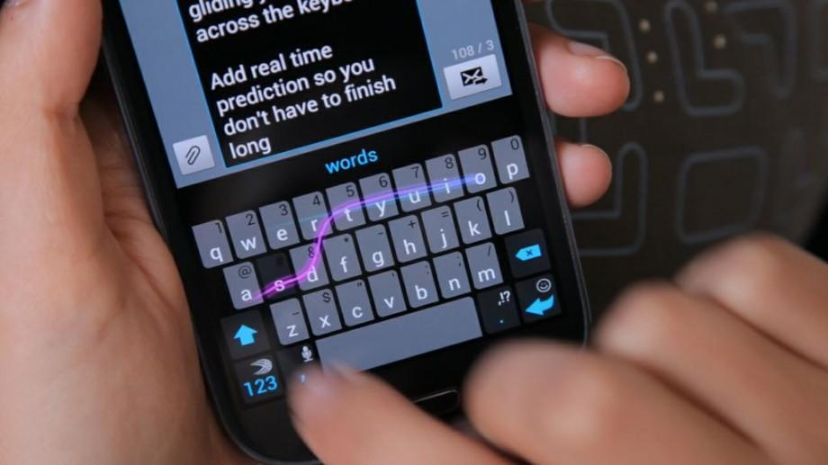 SwiftKey va permite folosirea oricărei poze în rolul de temă pentru tastatura virtuală