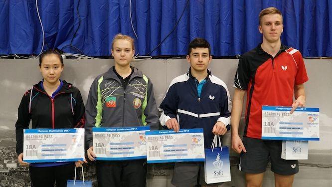 Vladislav Ursu este al doilea moldovean care s-a calificat la Jocurile Olimpice de Tineret