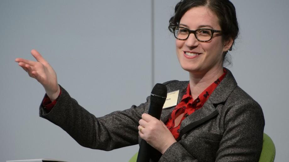 """Cartea de Aur. Lauren Wolfe – jurnalista cu rădăcini basarabene, care a fost inclusă în lista """"100 cele mai influente persoane pe Twitter"""""""