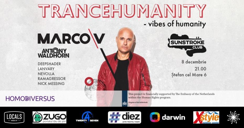 Unul din cei mai renumiți DJ din lume va concerta la Chișinău cu ocazia Zilei Internaţionale a Drepturilor Omului