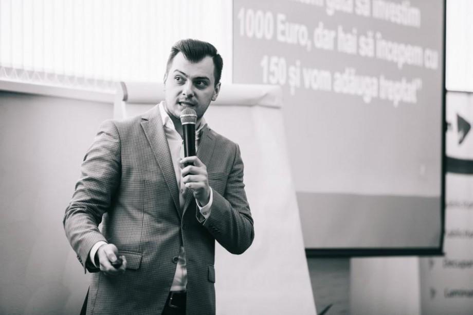 Eugeniu Dediu te invită la un workshop despre Marketing și Vânzări