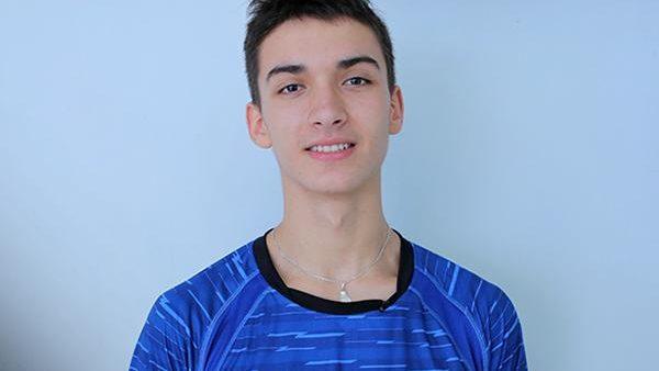 Cristian Savin, liderul european la badminton, va reprezenta Moldova la Jocurile Olimpice de tineret