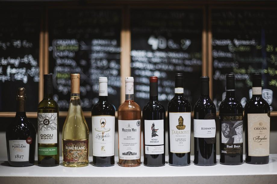 (foto) Finewine a realizat topul celor mai bune 10 vinuri ale anului 2017