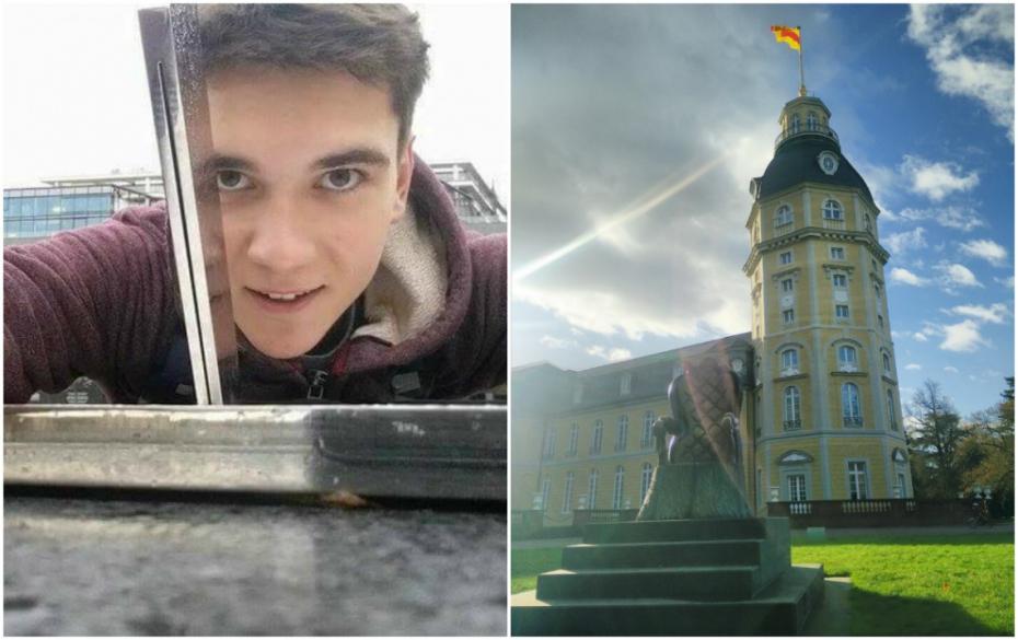Universitatea #diez. Alexandr Melnic, despre cum se învață Informatica în Germania și ce metode aplică profesorii săi la ore