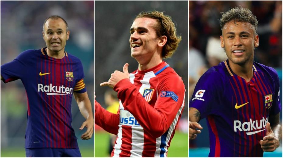 7 fotbalişti care ar fi putut câştiga Balonul de Aur dacă Messi şi Ronaldo n-ar fi existat