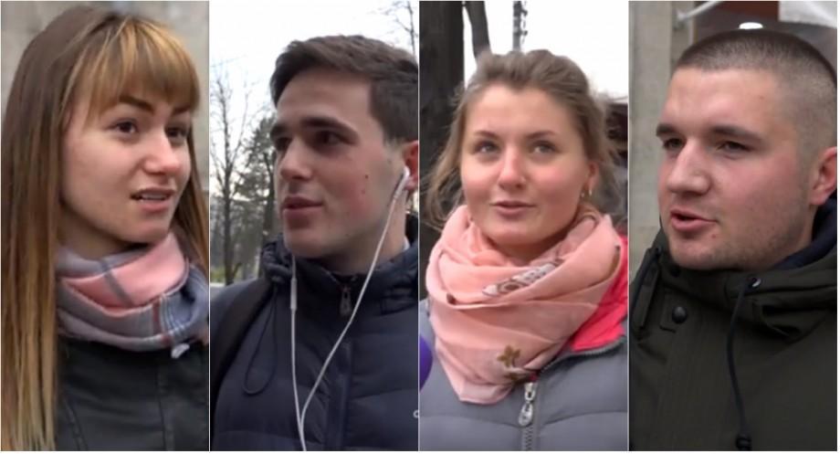 (video, vox) Studii și carieră ori apartamente și mașini. Ce oportunități aleg tinerii din Moldova