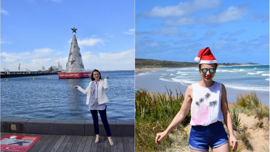 (foto) Povestea unei tinere din Moldova care s-a mutat în Australia. Cum este să-ți petreci Crăciunul la mii de km depărtare