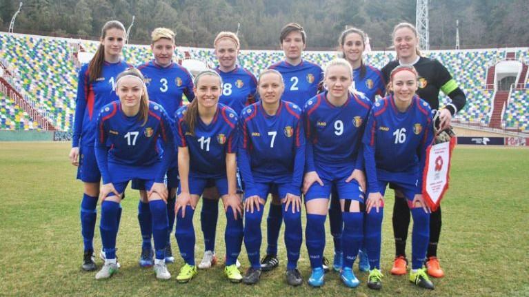 Naționala Moldovei de fotbal feminin a urcat în clasamentul FIFA. Ce poziție ocupă