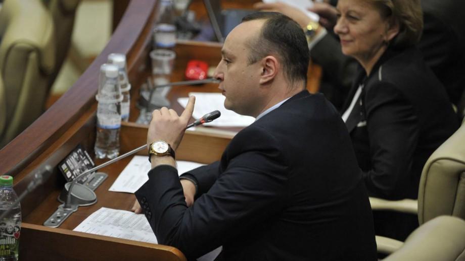 """Noile prevederi ale Legii Audiovizualului au fost votate cu încălcări în Parlament. Batrâncea: """"Legea este anticonstituțională"""""""