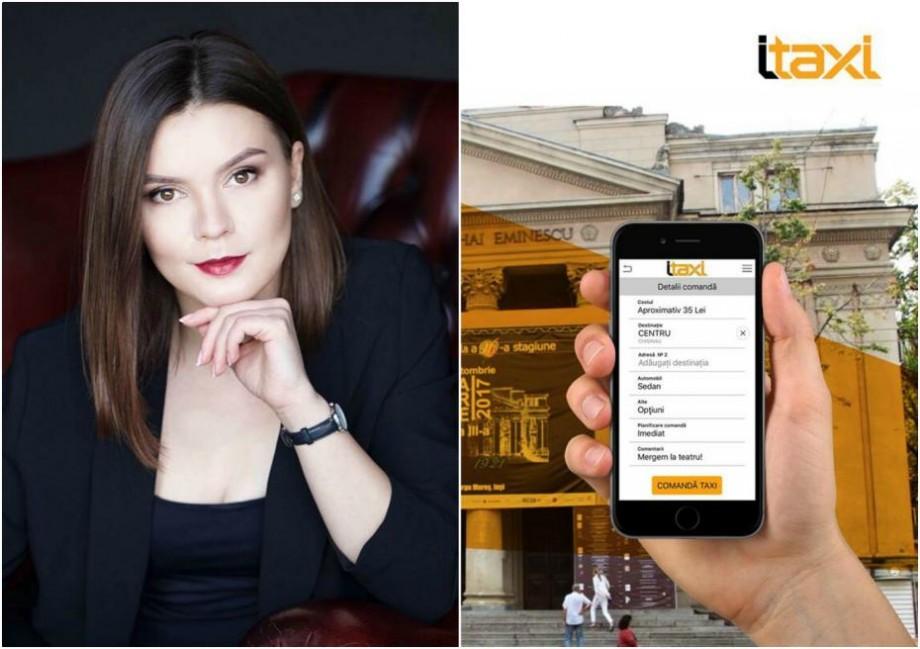 Compania Neogen din România a investit în aplicația iTaxi. Elena Zgardan este noua directoare iTaxi