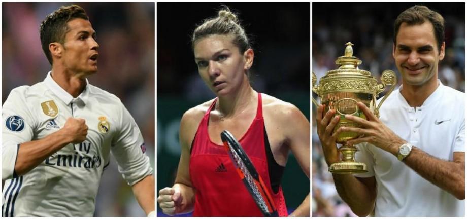 (foto) Top 20 cei mai buni sportivi de pe continent din anul 2017. Agențiile europene de presă au desemnat câștigătorii