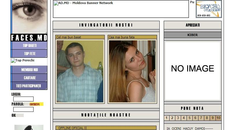 (foto) Cum arătau site-urile din Moldova la începuturile explorării internetului de către locuitorii Moldovei