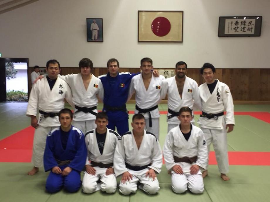 Judocanul din Moldova, Ion Nacu, a obținut două victorii la Grand Slam-ul de la Tokyo