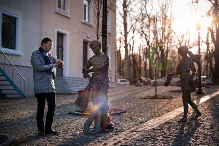 (foto) Cum este văzută Moldova de către unul din cei mai populari prezentatori din Malaezia